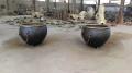 銅水缸批發 銅雕加工缸生產鑄銅雕塑