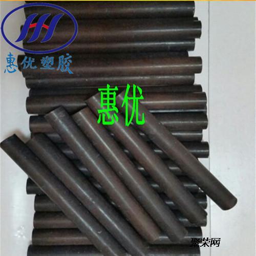 直销黄冈黑色PEEK棒、进口聚醚醚酮棒图片