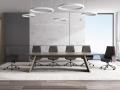廣州盛源家具沉穩大氣會議桌現代風格款式多樣