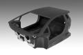 广州碳纤维汽车改装车架定制柏霖碳纤维汽车改装配件加工