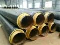 小区供暖聚氨酯保温管指定厂家