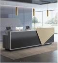 供应各种办公前台桌 接待前台桌等办公家具 可来样定制