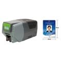 熱升華CR90非標準幅面證卡打印機