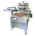 杭州市無紡布絲印機皮革絲網印刷機鞋墊網印機