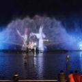 景區水幕激光秀表演