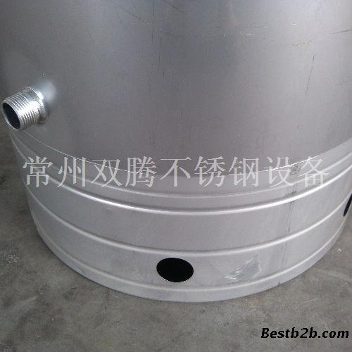 安徽不锈钢无塔供水器家用压力罐