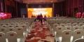 鄭州會議會務場地布置燈光音響大屏桁架租賃