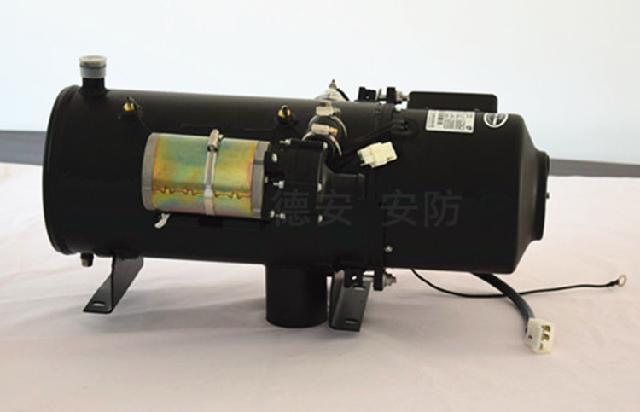它可与发动机和强制散热器等辅助散热装置组成循环
