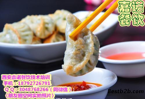特色早点做法学习 煎饼卷菜技术培训 学习银锅煎饺技术