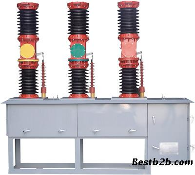 5型户外高压真空断路器