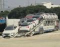 从大庆到广州托运越野车运费怎么收