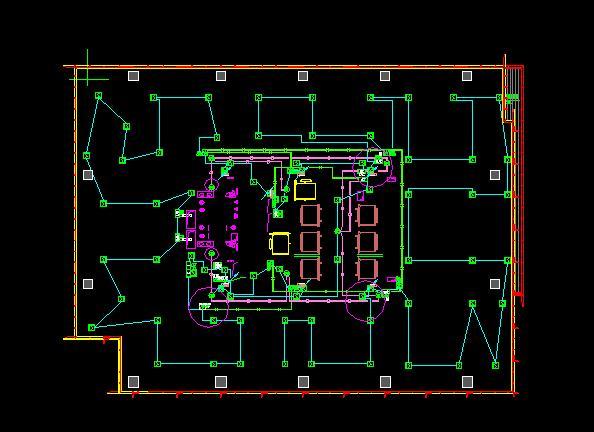 手机验证青岛宾馆养老院消防设计,消防蓝图盖章,消防施工