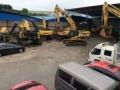 海西卡特挖掘机多路分配阀维修售后专厂
