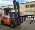 青島物流搬運堆高叉車 合力K30 35集裝箱柴油叉車