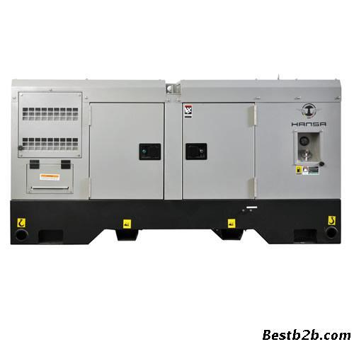 箱式静音10kw柴油发电机