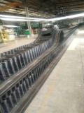 波紋擋邊隔板輸送帶制造加工