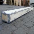 青島出口木箱標識標準 鋼帶箱尺寸定制給送貨