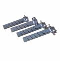 河南世博供應螺紋型硅碳棒