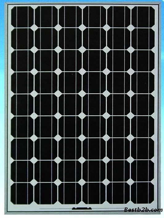 厂家直销单晶光伏电池板蓄电池