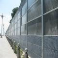 小區隔音板空調機組降噪隔音墻 工廠隔音屏橋梁高速公路