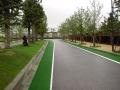 邵阳道路沥青路面工程邵阳彩色防滑路面提高路面辨识度