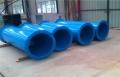 供應輸水管道大口徑涂塑復合鋼管