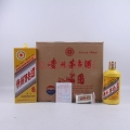 上海回收生肖酒瓶高價回收馬年生肖茅臺酒酒瓶