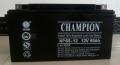 厂家指定冠军蓄电池NP65-12现货促销
