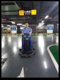 煙臺清潔干凈駕駛式洗地機