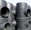 蘭州孔網鋼帶管和甘肅孔網鋼帶塑料復合管廠家