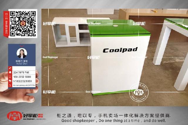 展示柜供应商的手机展示柜定做设计