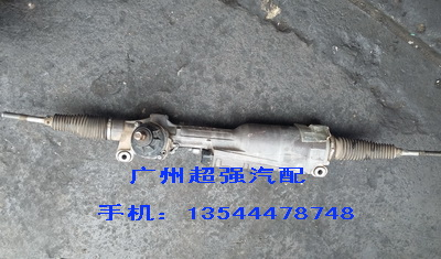 奥迪a6方向机 汽油泵 电子扇 机油泵