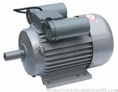 单相异步电机  单相异步电机是指用单相交流电源