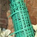 销售绿色种植爬山虎攀爬网栅石阡县油麻藤攀岩网钢塑格栅