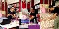 毛毯生產廠家馨格家紡首次跨平臺參與直播