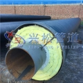 锦州预制钢套钢直埋蒸汽保温管出厂价格