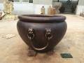 加工定制鑄銅大缸 仿古銅大缸雕塑