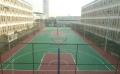 廣西百色5mm硅pu藍球場面層造價貴港硅PU球場
