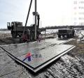 防滑耐磨高承重路基板