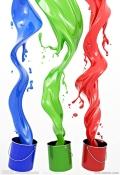 持续供应环氧导静电油性涂料