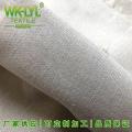 耐高溫單面磨毛有紡襯布 皮鞋定型布 不干膠熱熔膠定型