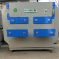 洛陽寶利豐設計涂裝流水線廢氣處理活性炭環保吸附箱