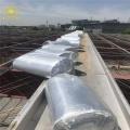江蘇常熟供應鋁箔氣泡廠房隔熱材 蒸汽管道保溫抗對流層