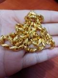 豐南高價回收黃金鉑金鈀金鉆戒實重回收不扣費