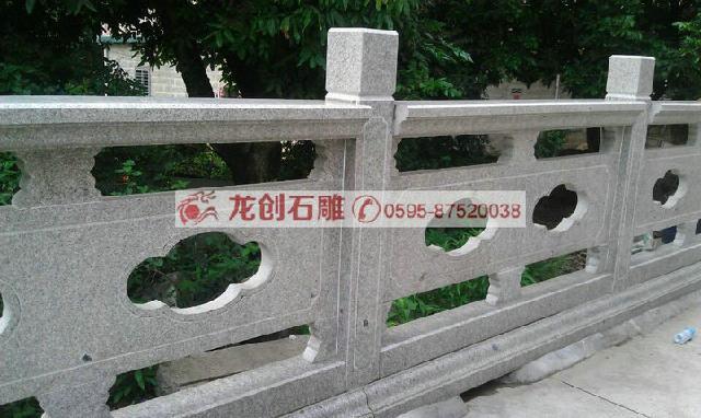 阳台小区等则常用欧式石栏杆