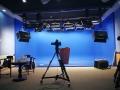 高清演播室裝修 校園超高清虛擬演播廳施工建設