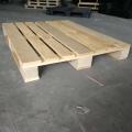青岛木制托盘尺寸定制 纸箱包装用熏蒸托盘厂家直销
