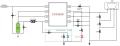 钰泰ETA9640二合一同步整流移动电源单芯片