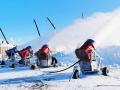 國產人工造雪機景區雪雕項目 河北萬龍滑雪場造雪機參數