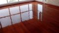 青島木地板機器打蠟拋光養護